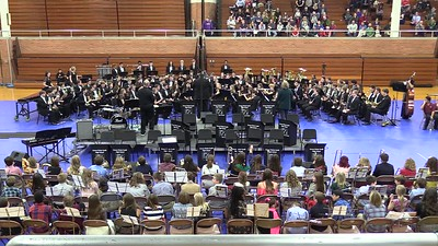 Combined Bands - Band-O-Rama - 12th Grade
