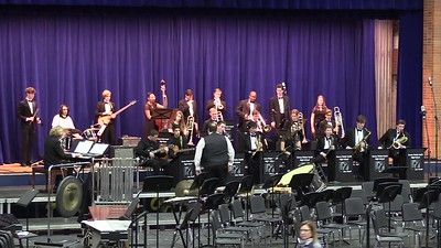 Jazz Band - Pops & Pastries - 12th Grade