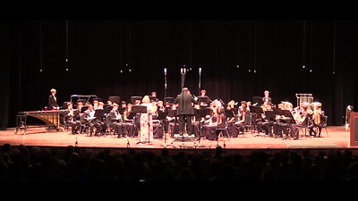 Symphony Band - Spring - 11th Grade