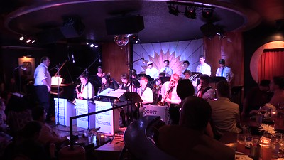 Jazz Band - Cliff Bell's - 11th Grade (1)