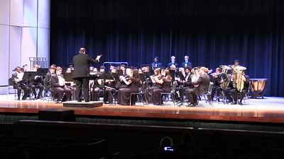 Symphony Band - District Orchestra Festival - 11th Grade
