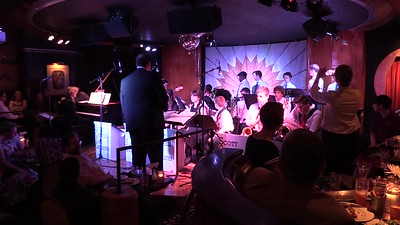 Jazz Band - Cliff Bell's - 11th Grade (2)