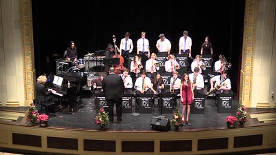 Jazz Band - Yule Be Boppin - 12th Grade