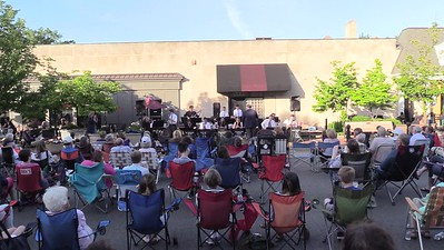 Jazz Band - Music on the Plaza - 11th Grade (2)
