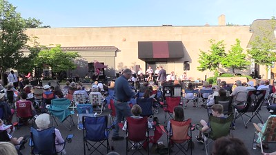 Jazz Band - Music on the Plaza - 11th Grade (1)