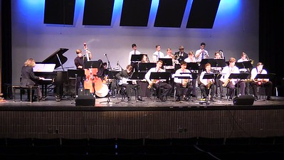 Jazz Band - MSBOA All State Jazz Festival - 12th Grade
