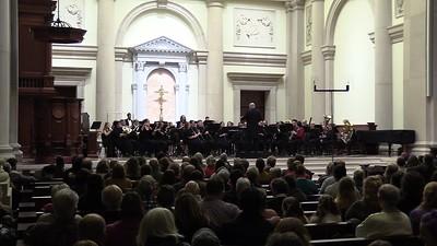 Wind Symphony - A Cappella Christmas - Freshman (1)