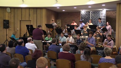 Jazz Band - Music on the Plaza - 12th Grade (3)