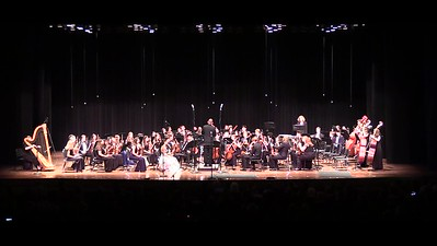 Symphony Orchestra - Spring - 12th Grade