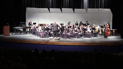 Wind Ensemble - District Orchestra Festival - 12th Grade
