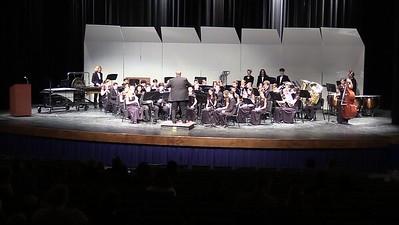 Wind Ensemble - District Orchestra Festival - 12th Grade