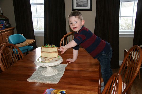 Will's 3rd Birthday!!!