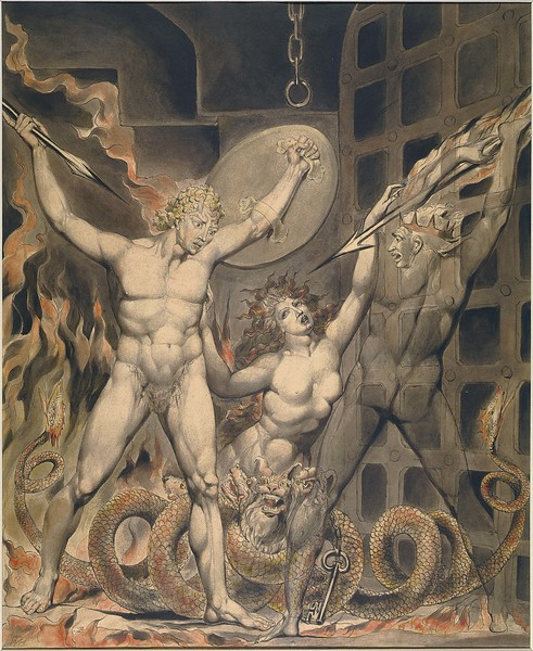 Satan, Sin, and Death: Satan Comes to the Gates of Hell