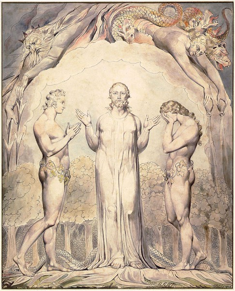 The Judgment of Adam and Eve: 'So Judged He Man'