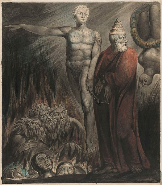 "The King of Babylon in Hell: ""Hell From Beneath is Moved For Thee"""