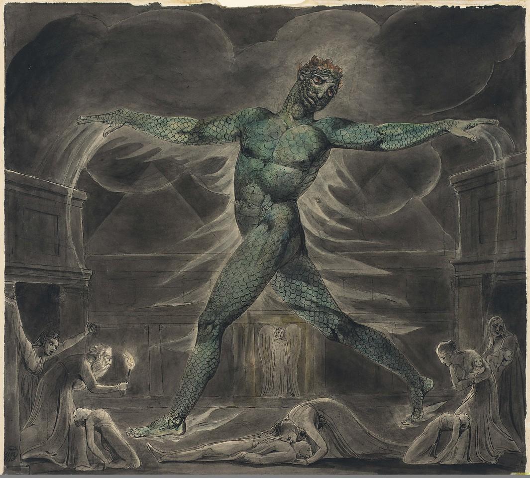 Pestilence: The Death of the First-Born