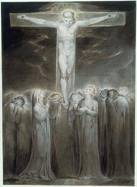 "The Crucifixion: ""Behold Thy Mother"""