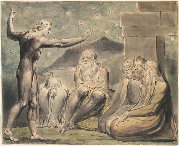The Wrath of Elihu
