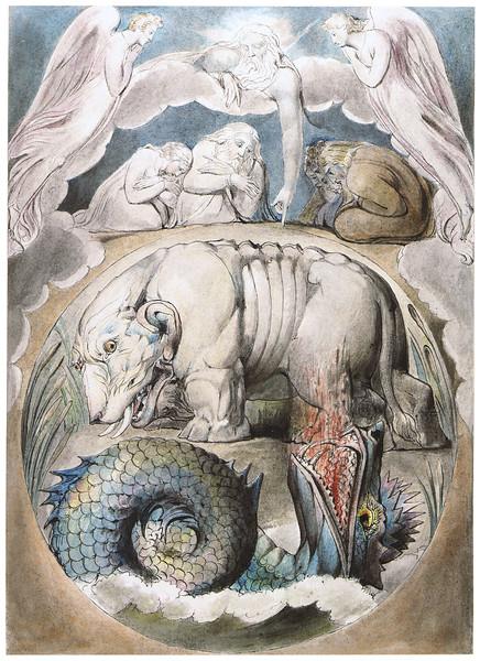 Behemoth and Leviathan