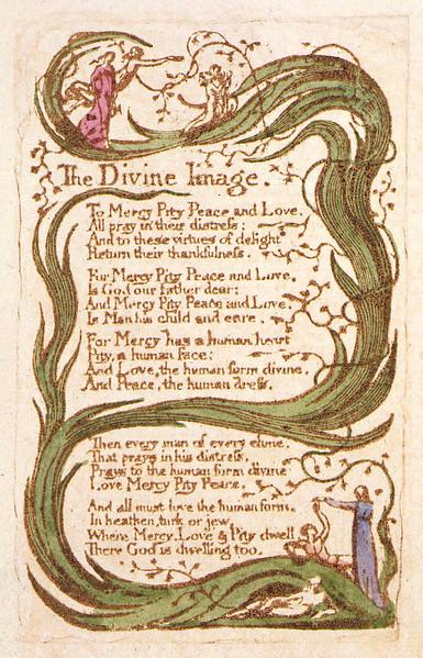 SONGS of Innocence 1789