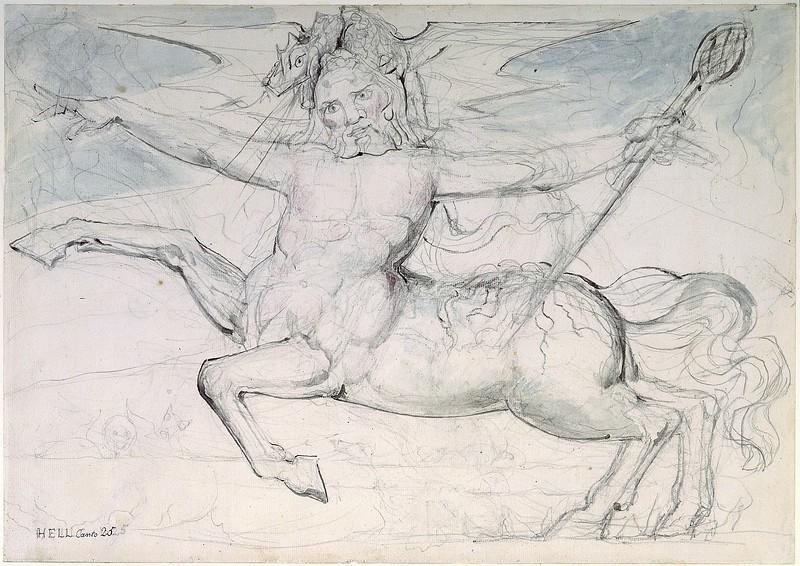 The Centaur Cacus