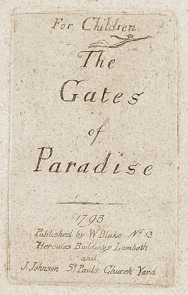 For Children The Gates of Paradise
