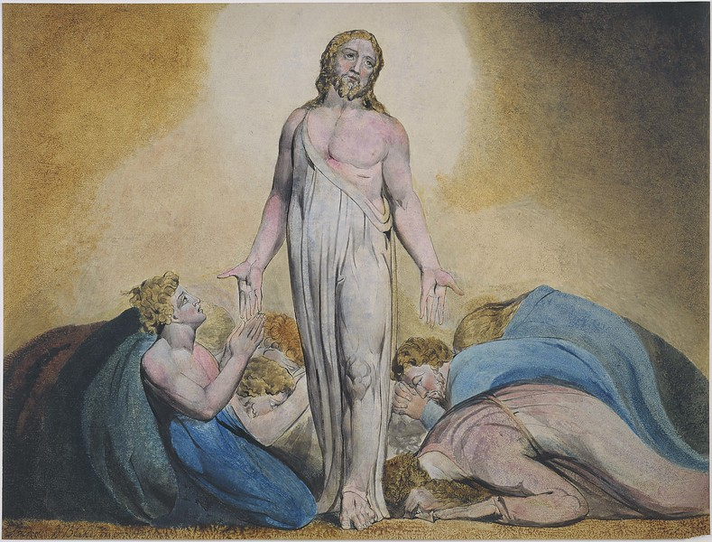 Christ Appearing to the Apostles after the Resurrection