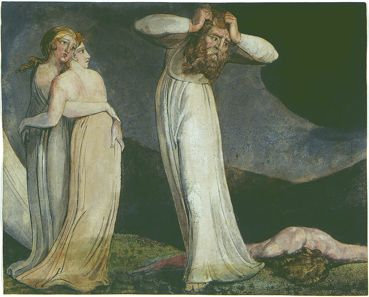 Lamech and His Two Wives