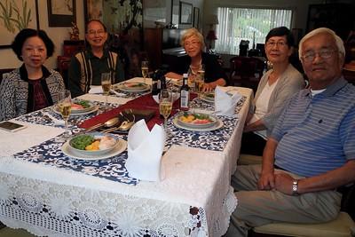 William & ChristiOceanside Harbor Visit. 5/12/16na San Diego Visit