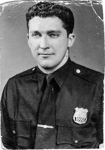 William J. Brady, Patrolman, NYC Police Department