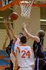 Winter Springs High School @ Boone Boys Varsity Basketball  2011 - DCEIMG-7107