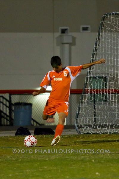 Apopka @ Boone High School Boys Varsity Soccer 2010 DCE-IMG-4151