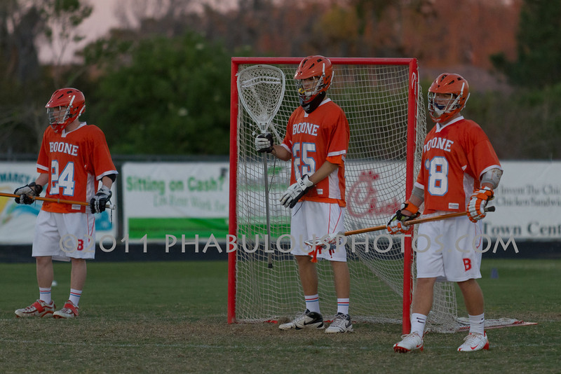 Boone High School @ Timber Creek High School JV Lacrosse 2011 - DCEIMG-2228