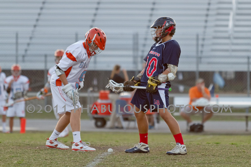 Lake Brantley @ Boone High School Boys Varsity Lacrosse 2011 - DCEIMG-9387