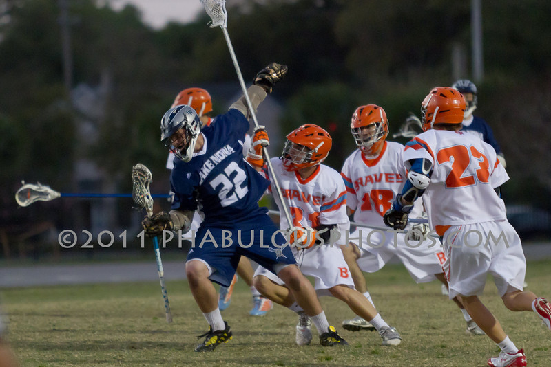 Lake Nona High School @ Boone Boys Varsity Lacrosse DCEIMG-0837