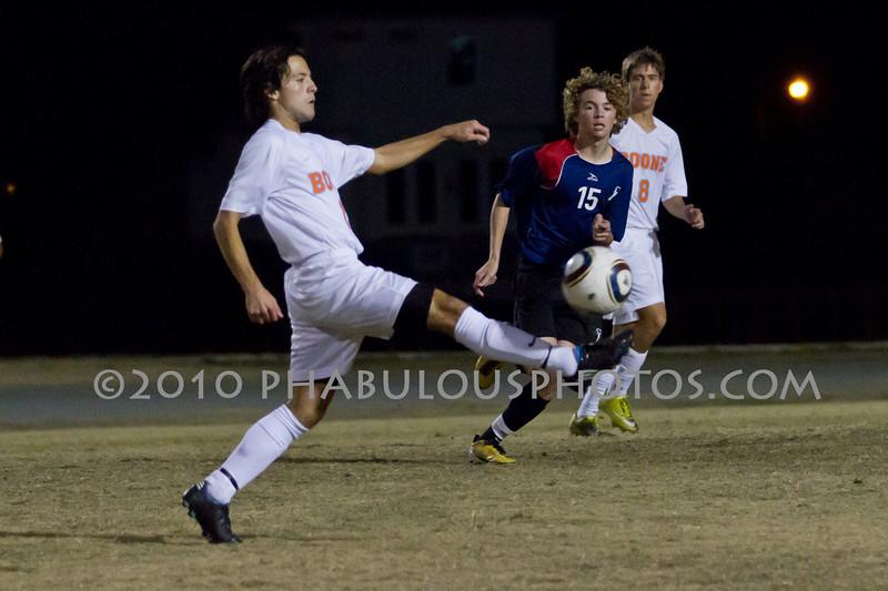 Freedom Patriots @ Boone High School Boys Varsity Soccer DCE-IMG-2010-1388