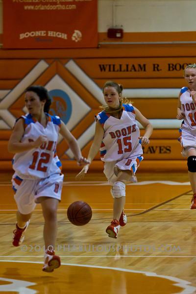 Cypress Creek  @ Boone High School Girls Varsity Basketball 2010 DCE-IMG-8655