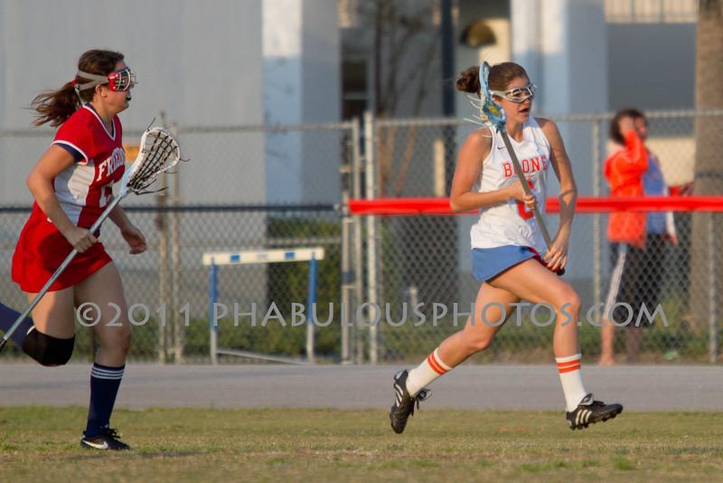 Freedom @ Boone Girls Varsity Lacrosse  - 2011 DCEIMG-3464