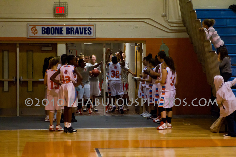 Cypress Creek  @ Boone High School Girls Varsity Basketball 2010 DCE-IMG-8841