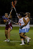 Boone High School @ Cypress Creek Girls Varsity Lacrosse 2011 - DCEIMG-2061