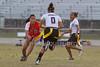 Cypress Creek @ Boone Varsity Girls Flag Football 2011 DCEIMG-2873