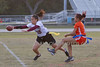 Cypress Creek @ Boone Varsity Girls Flag Football 2011 DCEIMG-2892