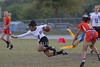 Cypress Creek @ Boone Varsity Girls Flag Football 2011 DCEIMG-2877