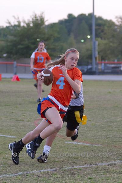Cypress Creek @ Boone Varsity Girls Flag Football 2011 DCEIMG-2860