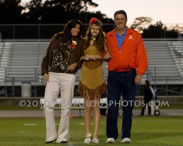 Cypress Creek @ Boone High School Varisty Football Senior Night 2010 DCE-IMG-1197