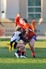 Dr  Phillips Panthers @ Boone Braves Girls Varisyt Flag Football - 2014DCEIMG-8304