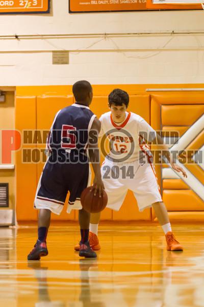 Freedom Patriots @  @ Boone Braves Boys Varsity Basketball  - 2014 - DCEIMG-2759