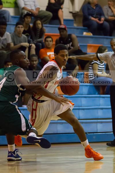 Evans Trojans @ Boone Braves Boys Varsity Basketball  - 2013 DCEIMG-1886