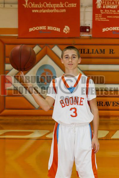 Boone Boys Freshman Basketball - 2014 - DCE-6729