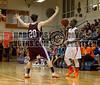 Cypress Creek Bears @ Boone Braves Boys Varsity Basketball District Tournament - 2014 - DCE-4688